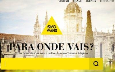 Turismo: Patriarcado de Lisboa lança novo recurso online