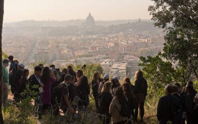 Como organizar uma peregrinação