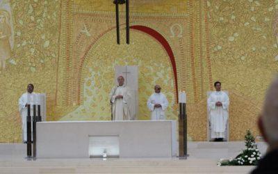Fátima: «Ouvir e praticar» são duas dimensões da vida dos crentes, afirmou o arcebispo de Braga