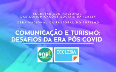"""ONPT e ECCLESIA dinamizam sessão sobre """"Comunicação e Turismo: Desafios na Era Pós-COVID"""""""